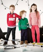 Outfitters Junior Winter Collection 2013 For Kids 1