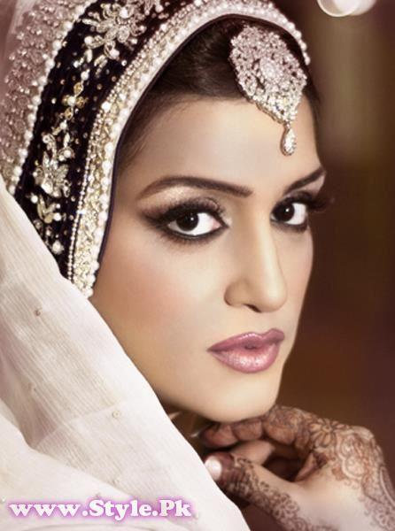 Pakistani TV Host Nazia Malik Wedding Pictures