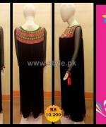 Pankheri Party Wear Dresses 2013-2014 For Winter 1