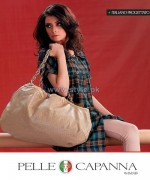 Pelle Capanna Hand Bag Collection 2013 For Girls 1