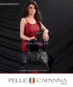 Pelle Capanna Hand Bag Collection 2013 For Girls 3