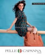 Pelle Capanna Hand Bag Collection 2013 For Girls 4