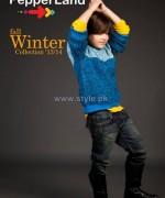 Pepperland Fall Winter Dresses 2013 For Kids 3