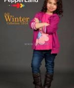 Pepperland Latest Fall Winter Dresses 2013 For Kids 5