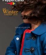 Pepperland Latest Fall Winter Dresses 2013 For Kids 6