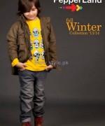 Pepperland Latest Fall Winter Dresses 2013 For Kids 7