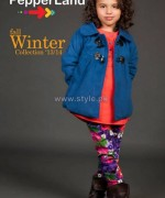 Pepperland Latest Fall Winter Dresses 2013 For Kids 8