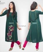 Pinkstich Winter Dresses 2013-2014 for Women 002