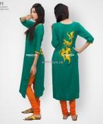 Pinkstich Winter Dresses 2013-2014 for Women 003