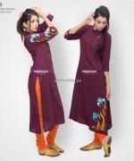 Pinkstich Winter Dresses 2013-2014 for Women 005