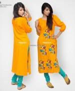 Pinkstich Winter Dresses 2013-2014 for Women 009