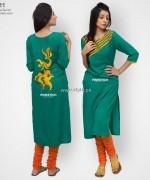 Pinkstich Winter Dresses 2013-2014 for Women 010