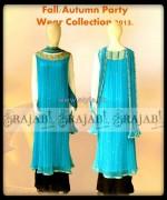 Rajab by Arsalan Ishtiaq Casual Dresses 2013 For Women 4