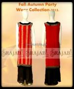 Rajab by Arsalan Ishtiaq Casual Dresses 2013 For Women 5