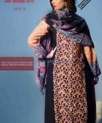 Resham Ghar Winter Wool Collection 2013-2014 For Women 6