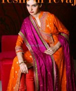Resham Revaj Fascino Collection 2013-2014 For Girls 1