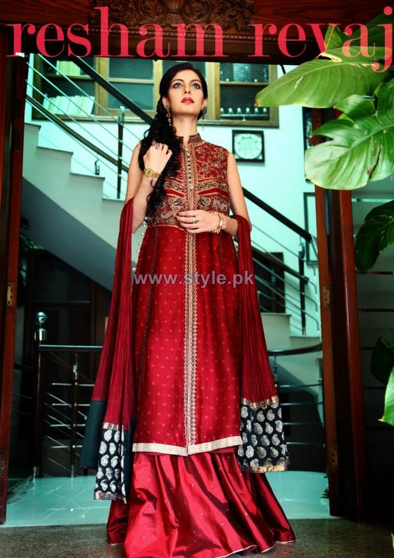 Resham Revaj Fascino Collection 2013-2014 For Women 3
