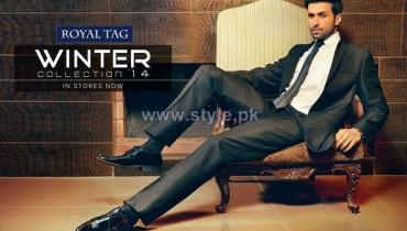 Royal Tag Menswear Dresses 2013 For Winter 6