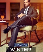 Royal Tag Menswear Dresses 2013 For Winter 8