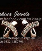 Sakina Jewellery Earring Designs 2013 For Women 0010
