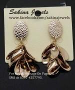 Sakina Jewellery Earring Designs 2013 For Women 004