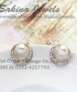 Sakina Jewellery Earring Designs 2013 For Women 007