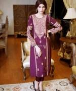 Sana Salman Winter Dresses 2013-2014 for Women 009