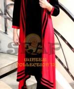 Seap By Sanaa Arif Winter Dresses 2013 For Women 0011