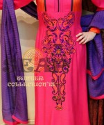 Seap By Sanaa Arif Winter Dresses 2013 For Women 004