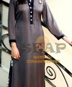 Seap By Sanaa Arif Winter Dresses 2013 For Women