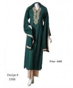 Senorita Fashions Winter Dresses 2013-2014 For Women 007