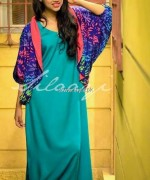 Silaayi New Winter Dresses 2013 for Women and Girls 012