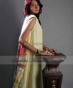 Swaleha Hassan Paracha Winter Dresses 2013 For Girls 1