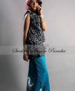 Swaleha Hassan Paracha Winter Dresses 2013 For Girls 2