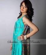 Swaleha Hassan Paracha Winter Dresses 2013 For Girls 3