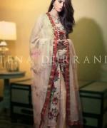 Tena Durrani Winter Dresses 2013 for Women 003