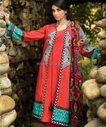Umar Sayeed Winter Dresses 2013 By Al-Karam Textile9