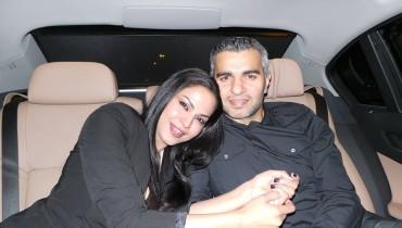 Veena Malik and Umar Farooq