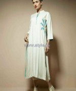 Yasmin Zaman Winter Dresses 2013-2014 For Girls 2