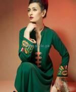 Yasmin Zaman Winter Dresses 2013-2014 For Girls 3