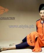 Yasmin Zaman Winter Dresses 2013-2014 For Women 5
