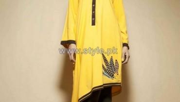 Yasmin Zaman Winter Dresses 2013-2014 For Women 7
