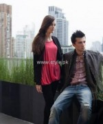 Yellow Winter Collection 2013 for Women and Men 004