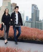 Yellow Winter Collection 2013 for Women and Men 009