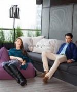 Yellow Winter Collection 2013 for Women and Men 015