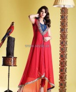 Zahra Ahmad Party Dresses 2013-2014 For Winter 2
