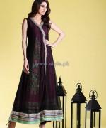 Zahra Ahmad Party Dresses 2013-2014 For Women 4