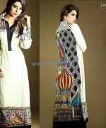 Zahra Ahmad Party Dresses 2013-2014 For Women 5