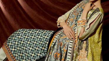 Zubaida Textile Mills Khaddar Dresses 2013-2014 For Women 002