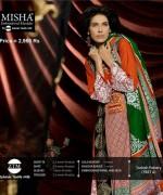 Zubaida Textile Mills Khaddar Dresses 2013-2014 For Women 004